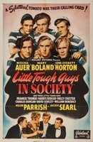 Little Tough Guys in Society movie poster (1938) picture MOV_70bd2ce3
