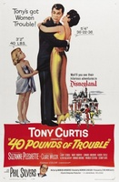 40 Pounds of Trouble movie poster (1962) picture MOV_586ec8c7