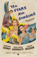 The Stars Are Singing movie poster (1953) picture MOV_70c437bd