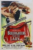 Bullfighter and the Lady movie poster (1951) picture MOV_70c714f5