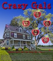Crazy Gals movie poster (2010) picture MOV_70cc7a06