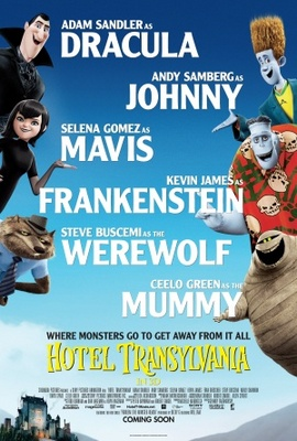 Hotel Transylvania movie poster (2012) poster MOV_70d445aa