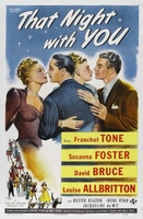 That Night with You movie poster (1945) picture MOV_70d75655