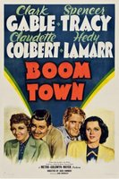 Boom Town movie poster (1940) picture MOV_70d81ce0
