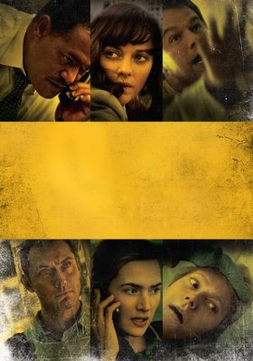 Contagion movie poster (2011) poster MOV_70d97470