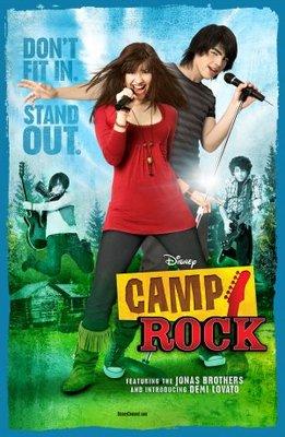 Camp Rock movie poster (2008) poster MOV_70de31d3