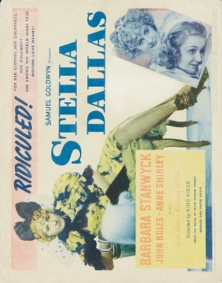 Stella Dallas movie poster (1937) poster MOV_70e43416