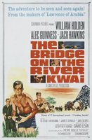 The Bridge on the River Kwai movie poster (1957) picture MOV_e0b84527