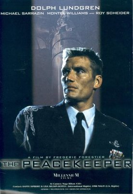 The Peacekeeper movie poster (1997) poster MOV_70e80201