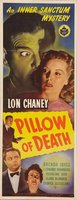 Pillow of Death movie poster (1945) picture MOV_70e9dd48