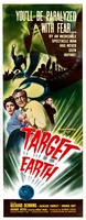 Target Earth movie poster (1954) picture MOV_70eacefb