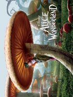 Alice in Wonderland movie poster (2010) picture MOV_70ee8c33