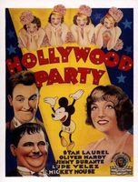 Hollywood Party movie poster (1934) picture MOV_70f4d9d6