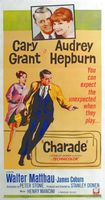 Charade movie poster (1963) picture MOV_70ff5c48