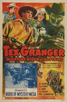 Tex Granger, Midnight Rider of the Plains movie poster (1948) poster MOV_7100125d