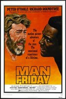 Man Friday movie poster (1975) picture MOV_710135f1