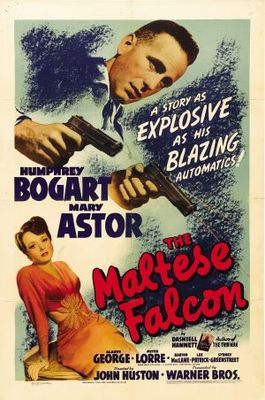 The Maltese Falcon movie poster (1941) poster MOV_7101fb16