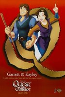 Quest for Camelot movie poster (1998) picture MOV_7104d2c3