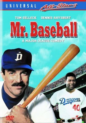 Mr. Baseball movie poster (1992) poster MOV_7107a614