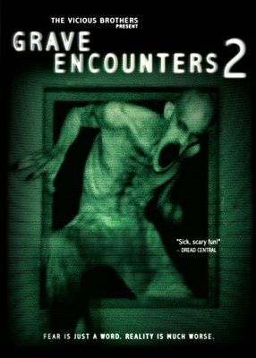 Grave Encounters 2 movie poster (2012) poster MOV_71148b86