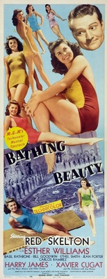 Bathing Beauty movie poster (1944) poster MOV_7114992c