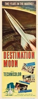 Destination Moon movie poster (1950) picture MOV_7119af0a