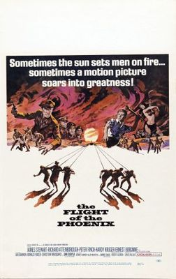 The Flight of the Phoenix movie poster (1965) poster MOV_711c9eb6
