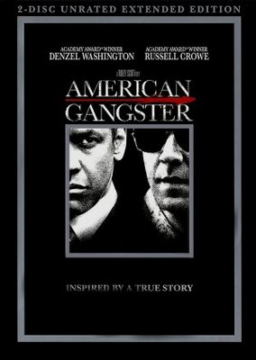 American Gangster movie poster (2007) poster MOV_711ee91c