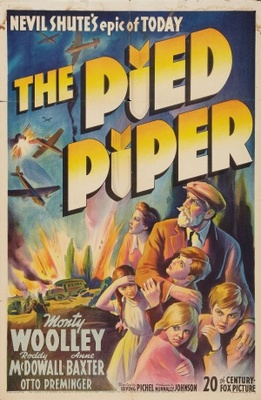 The Pied Piper movie poster (1942) poster MOV_71203174