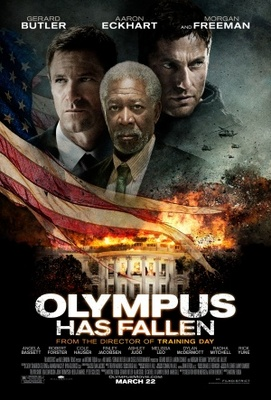Olympus Has Fallen movie poster (2013) poster MOV_712f111d