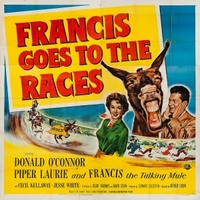 Francis Goes to the Races movie poster (1951) picture MOV_7131c9f2