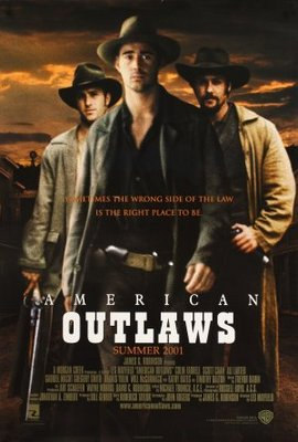 American Outlaws movie poster (2001) poster MOV_71407756
