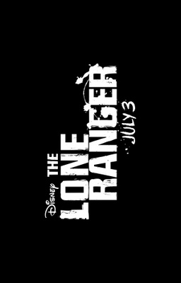 The Lone Ranger movie poster (2013) poster MOV_71410315