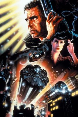 Blade Runner movie poster (1982) poster MOV_714242a6
