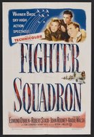 Fighter Squadron movie poster (1948) picture MOV_7144df76