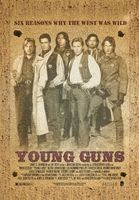 Young Guns movie poster (1988) picture MOV_714b13ea