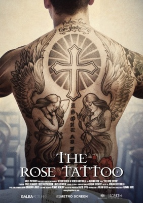 The Rose Tattoo movie poster (2011) poster MOV_71536b37
