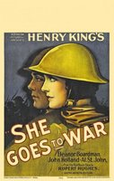 She Goes to War movie poster (1929) picture MOV_7154e952