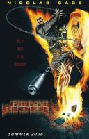 Ghost Rider movie poster (2007) picture MOV_117bcf02