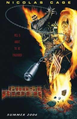 Ghost Rider movie poster (2007) poster MOV_71562009