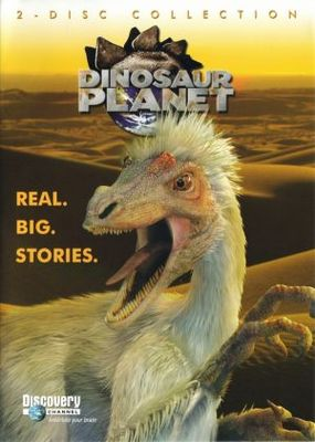 Dinosaur Planet movie poster (2003) poster MOV_716359af