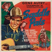 Saddle Pals movie poster (1947) picture MOV_7164ecca