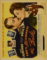 They All Kissed the Bride movie poster (1942) picture MOV_7166604d