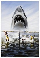 Jaws 3D movie poster (1983) picture MOV_717123ae
