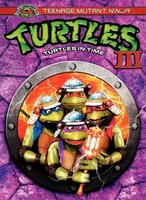Teenage Mutant Ninja Turtles III movie poster (1993) picture MOV_71716734