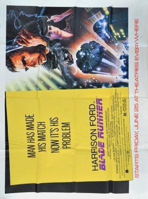 Blade Runner movie poster (1982) poster MOV_717356a7