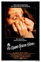 He Knows You're Alone movie poster (1980) picture MOV_7174409a