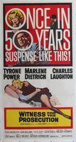 Witness for the Prosecution movie poster (1957) picture MOV_71796e08