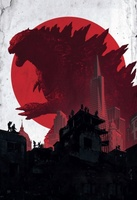 Godzilla movie poster (2014) picture MOV_717bdc4b