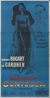 The Barefoot Contessa movie poster (1954) picture MOV_718bcad2